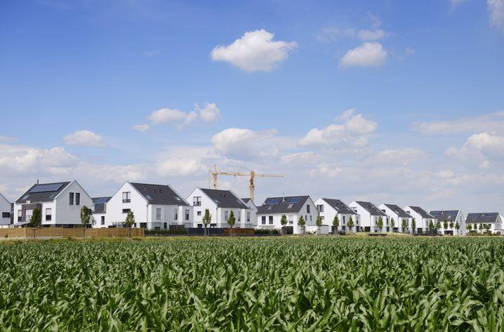 Werte von Bestand? Einfamilienhäuser in Düsseldorf