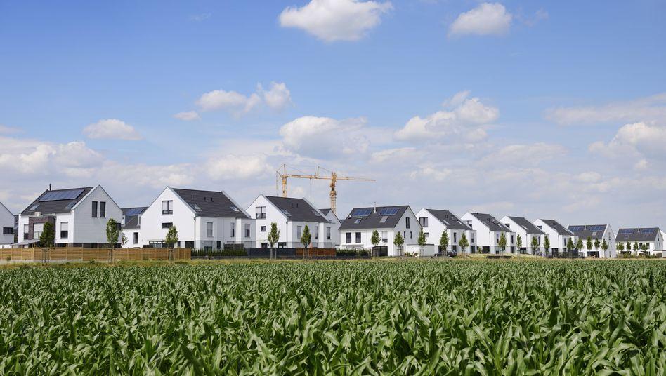 Der Traum vom Eigenheim: Hier bei Düsseldorf