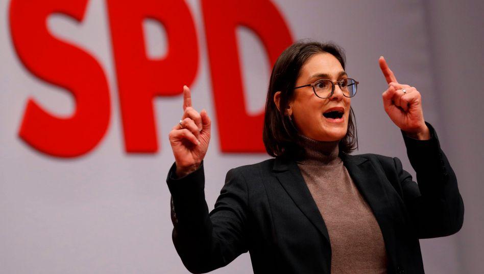 """SPD-Vize Midyatli: """"Es gibt keine Rassen, diese Klarheit wünsche ich mir auch in unserer deutschen Verfassung"""""""