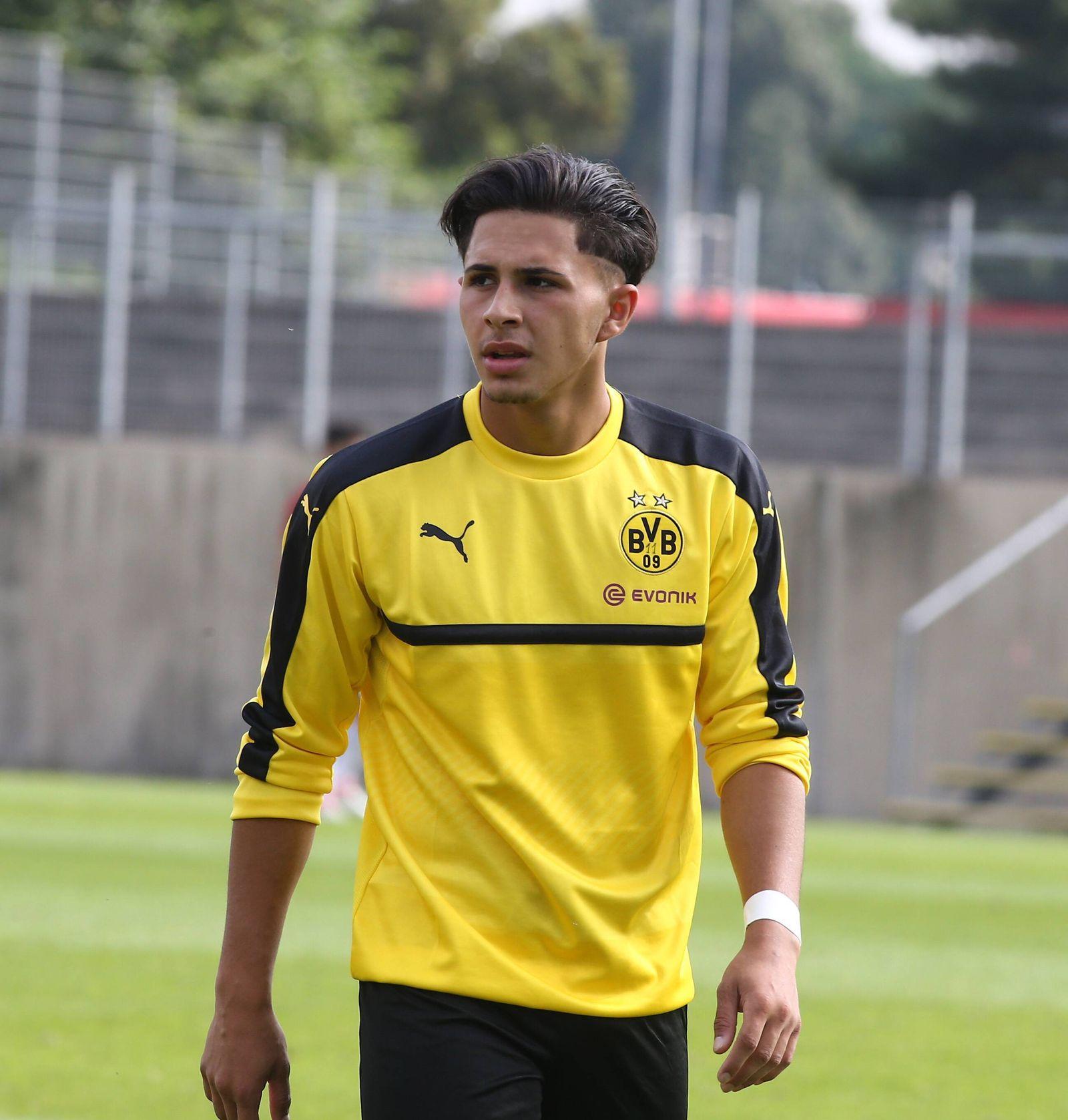 A Junioren Bundesliga Staffel West Saison 2016 2017 1 Spieltag Fortuna Düsseldorf Borussia D