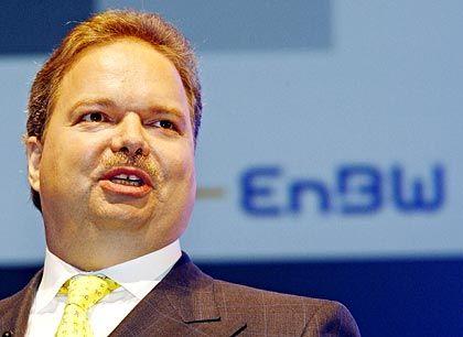 EnBW-Chef Utz Claassen: Verfahren wegen Vorteilsgewährung