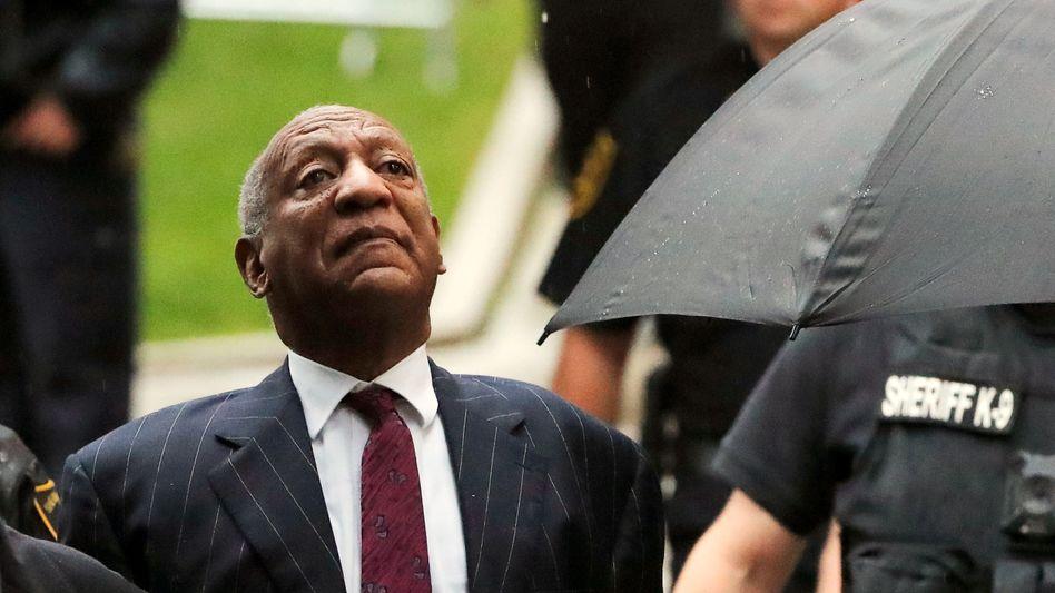 """Das Berufungsgericht urteilte, die Zeuginnen hätten Cosbys Strategie """"für sexuelle Angriffe"""" offengelegt"""