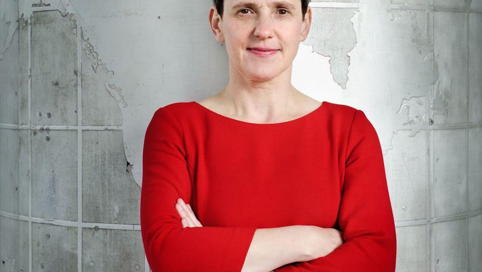 Schriftstellerin Felicitas Hoppe: Fabelhafte Biografie im Gewand eines Romans