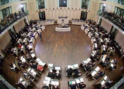 Im Würgegriff der Interessen: Bundesrat