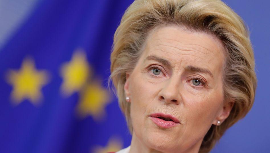 EU-Kommissionspräsidentin von der Leyen: Rechtsstaats-Ärger jetzt auch in ihrem Team