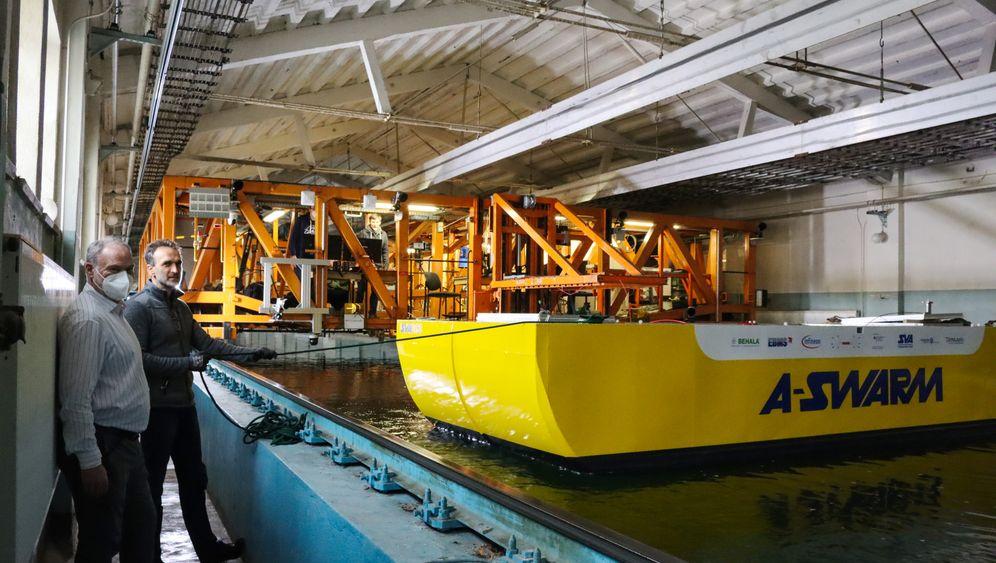 Autonome Boote: Das etwas andere Logistikkonzept