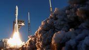 Rakete mit Mars-Rover ist offenbar zu kalt geworden