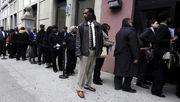 Anträge auf Arbeitslosenhilfe in den USA erreichen neuen Höchststand
