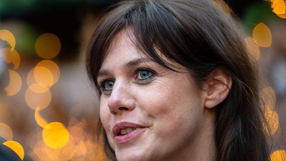 Felicitas Woll hat noch nie ihren Geburtstag geplant