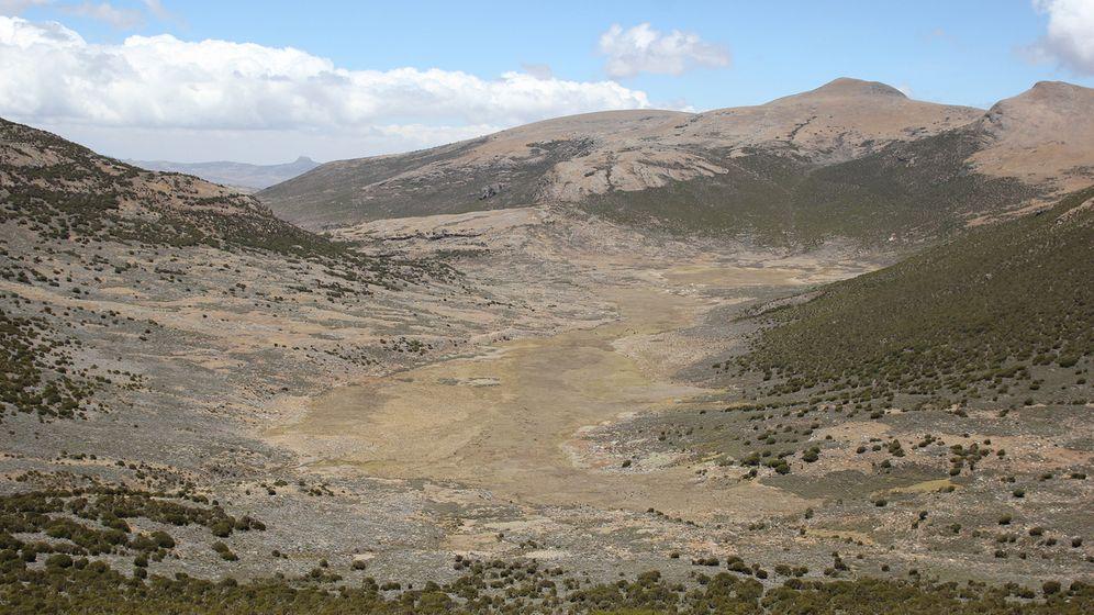 Fundort Fincha Habera in Äthiopien: Im Basiscamp der Steinzeitmenschen