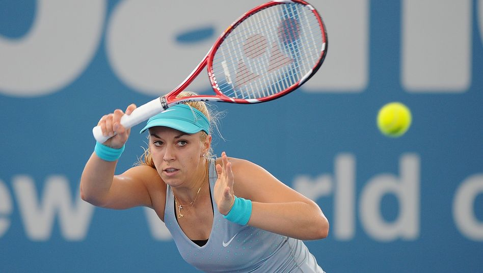 Tennisprofi Lisicki: Doppel-Erfolg mit Martina Hingis
