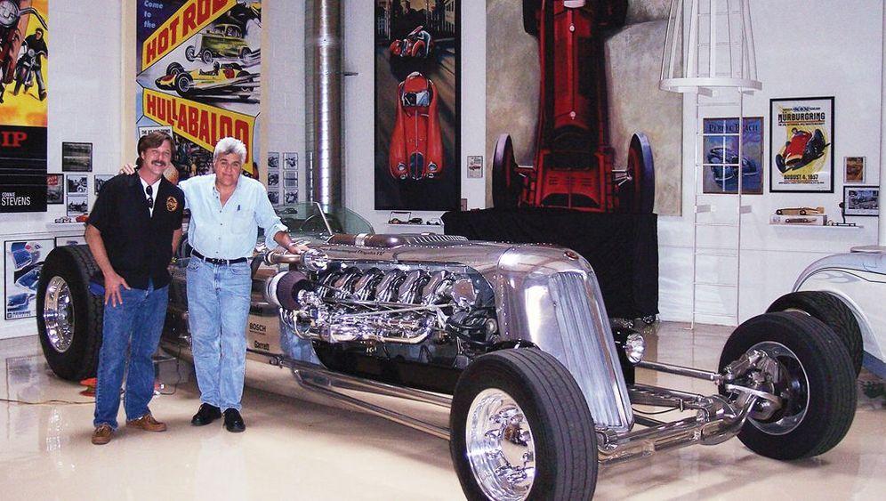 Randy Grubbs verrückte Fahrzeuge: Werk statt Wagen