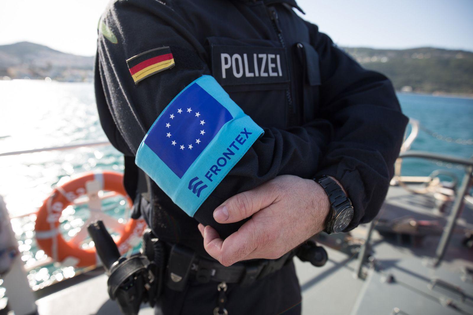 Grenzschutzagentur Frontex