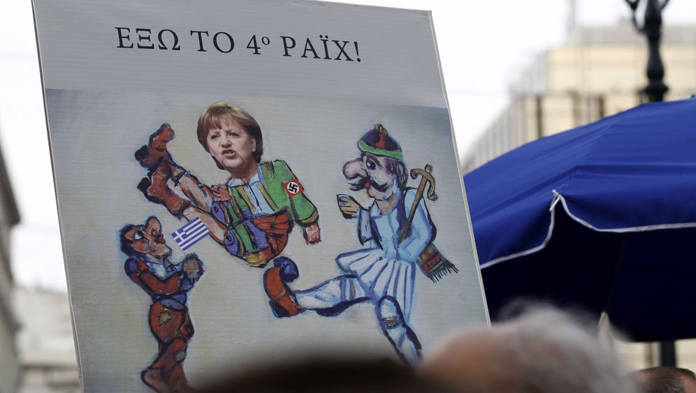 Photo Gallery: Germany's Power in Europe