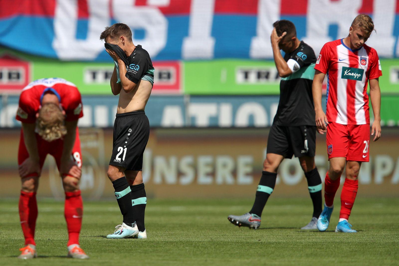 1. FC Heidenheim - VfB Stuttgart