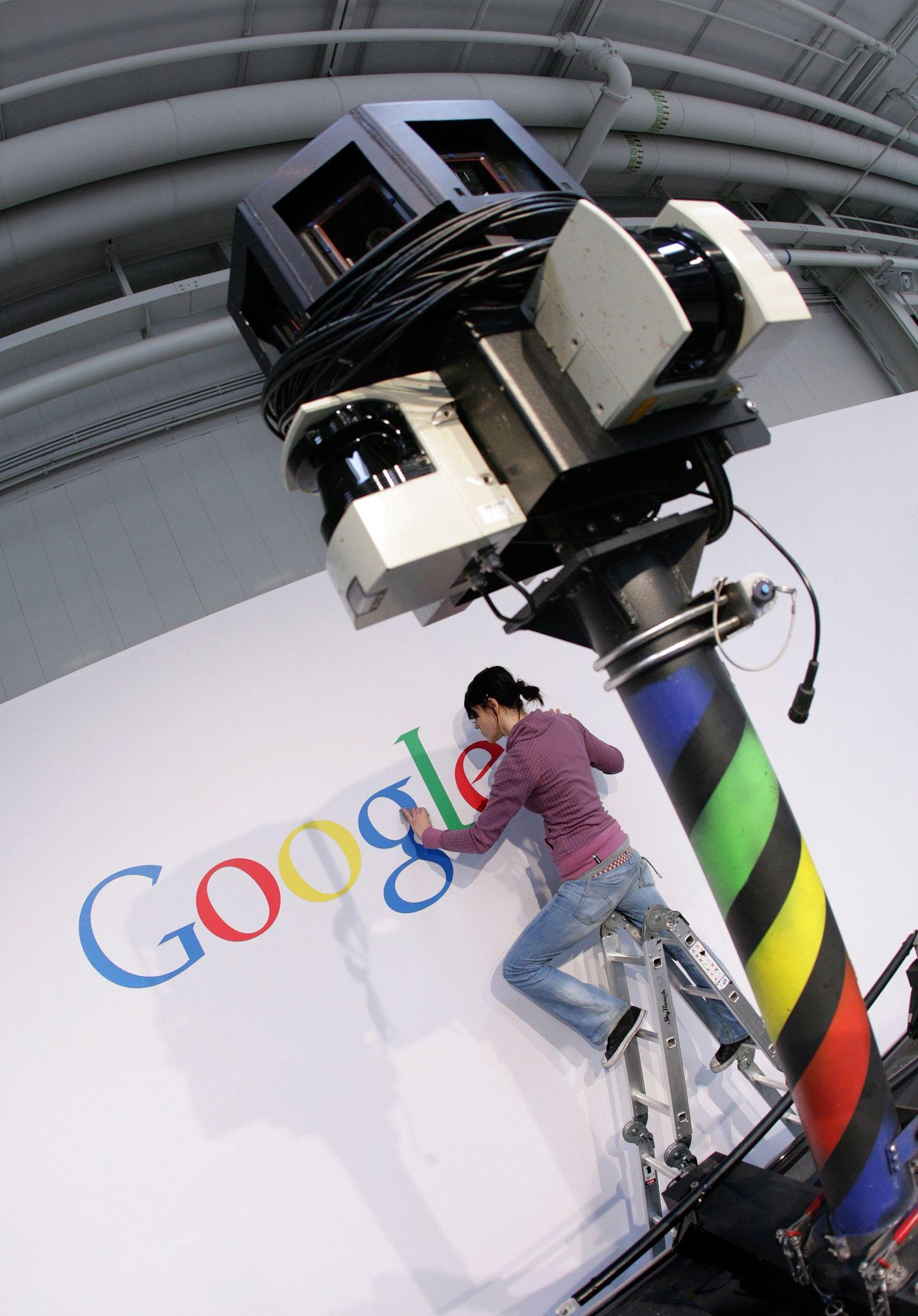 NICHT VERWENDEN Google