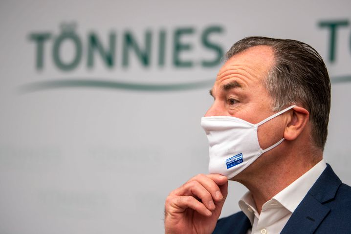 Clemens Tönnies will nicht reden