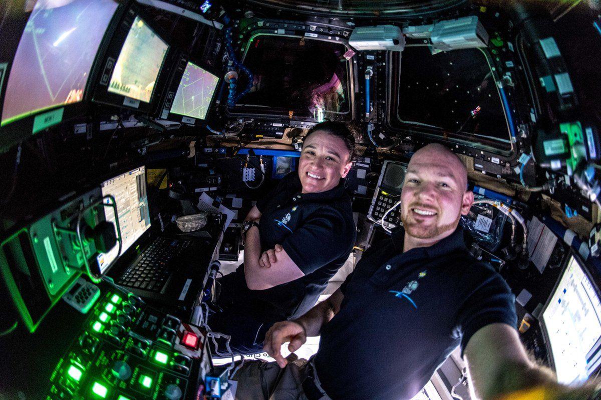 Raumfrachter «Cygnus» erreicht die ISS