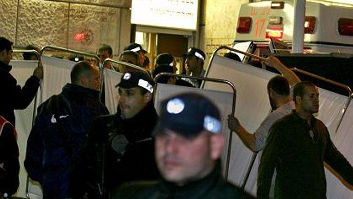 Israel: Ministerpräsident Scharon erlitt Schlaganfall