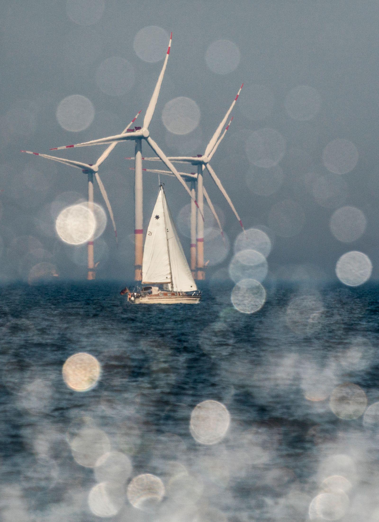 E.On Offshore Windpark Arkona