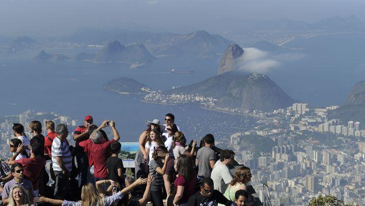 Rio de Janeiro: Christusstatue wird 80