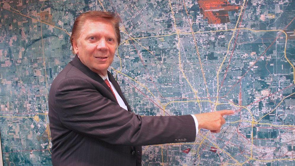 Houston: Amerikas Hauptstadt von Öl und Gas