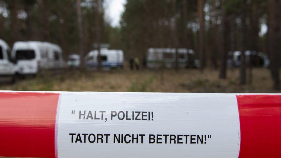 """Suche der Berliner Polizei nach der vermissten Rebecca (Archivfoto): """"Die Ungewissheit, das ist furchtbar"""""""