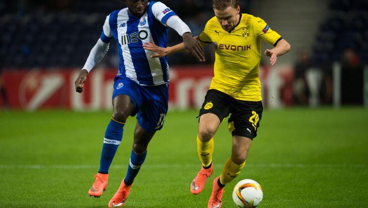 Dortmund siegt in Porto: Lockerer Ausflug in die Drachenhöhle
