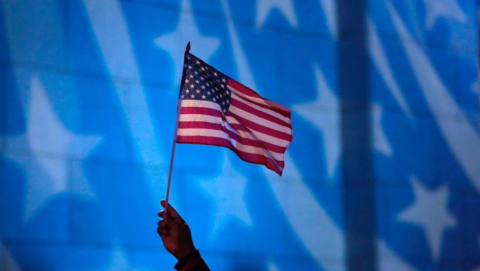 US-Flagge (Archivbild)