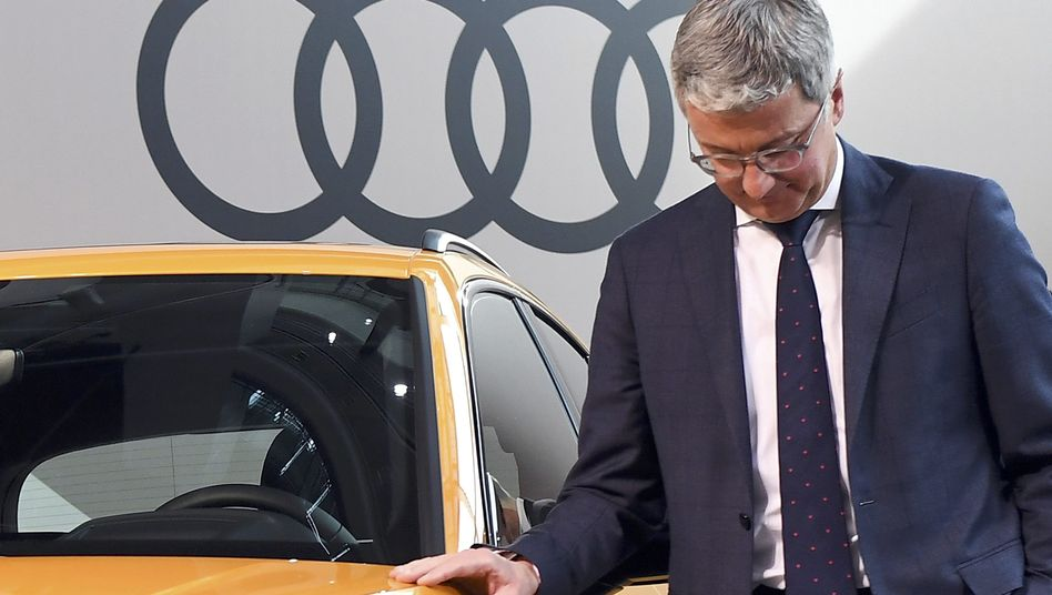 Audi-Chef Rupert Stadler
