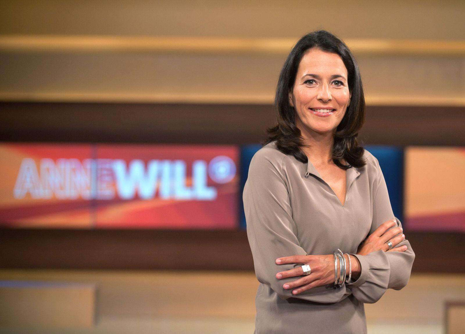 Anne Will / Studio