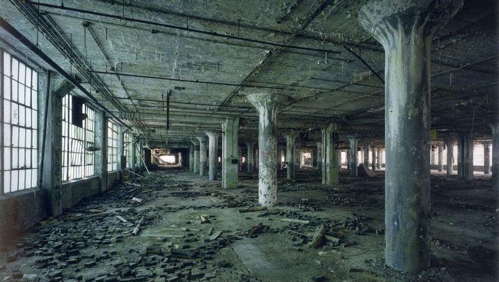 Architekturgeschichte: Der Niedergang einer glitzernden Metropole