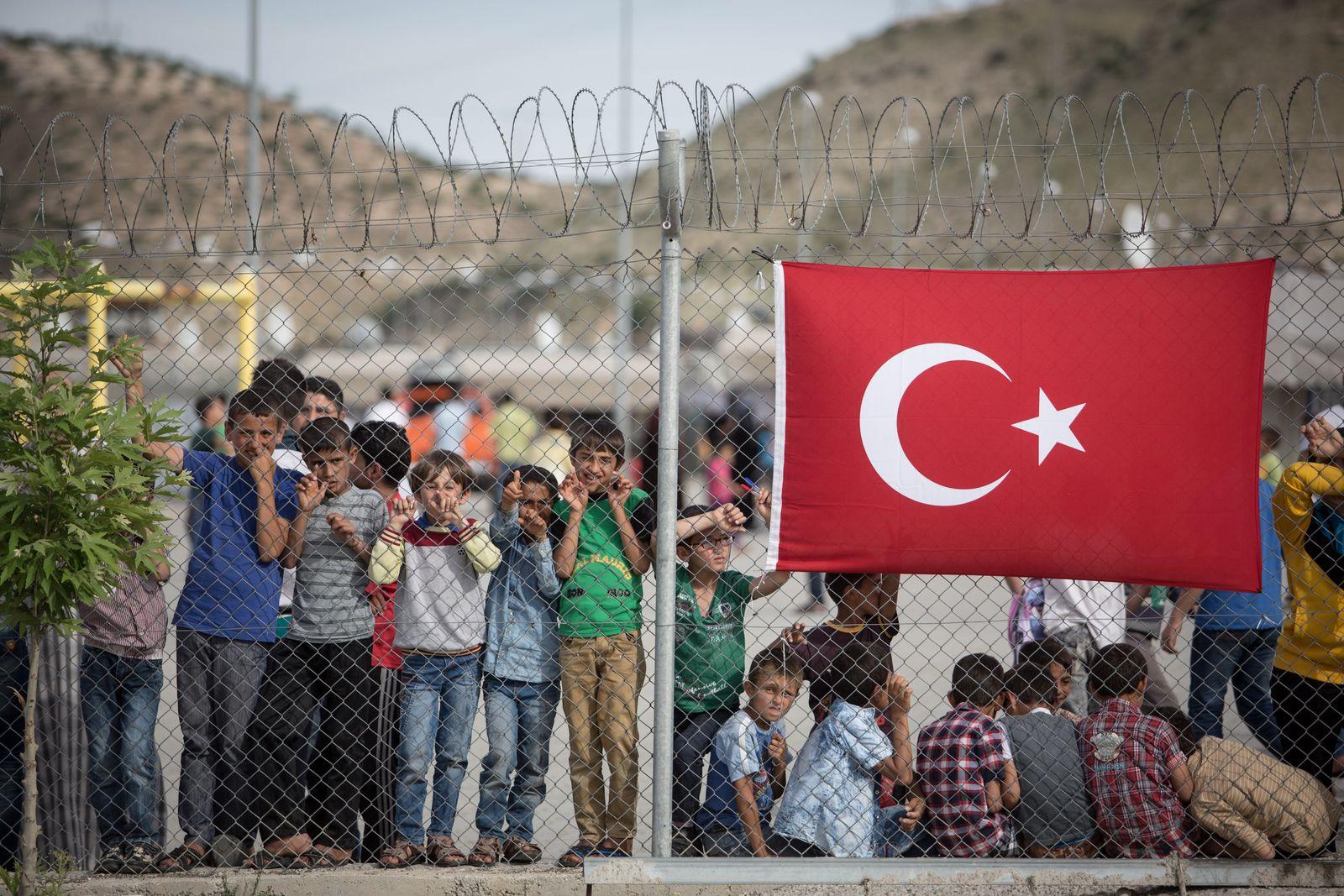 türkei flüchtlingskinder