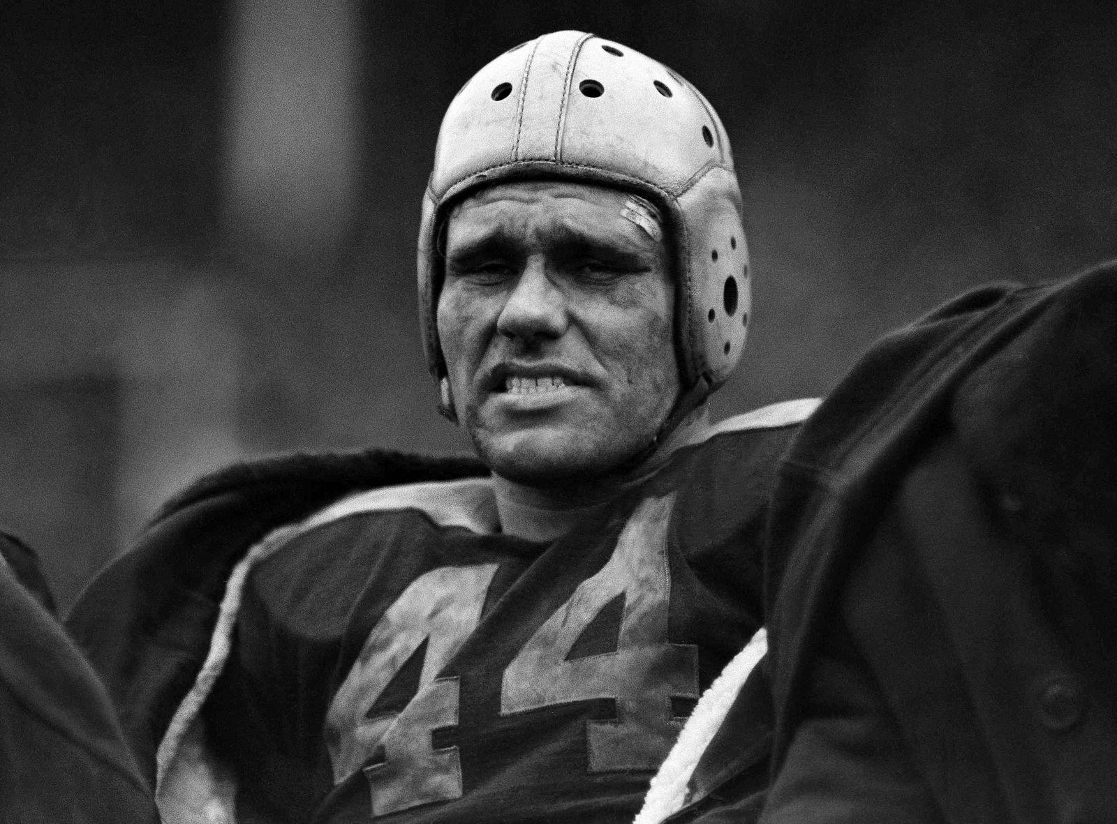 NFL At 100-Uniforms Football