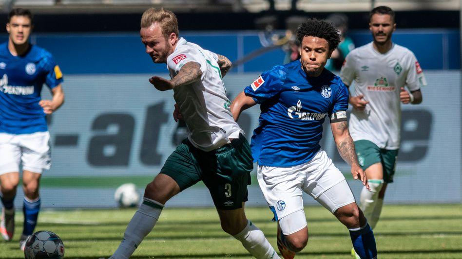 Weston McKennie setzte Zeichen im Spiel gegen Werder Bremen