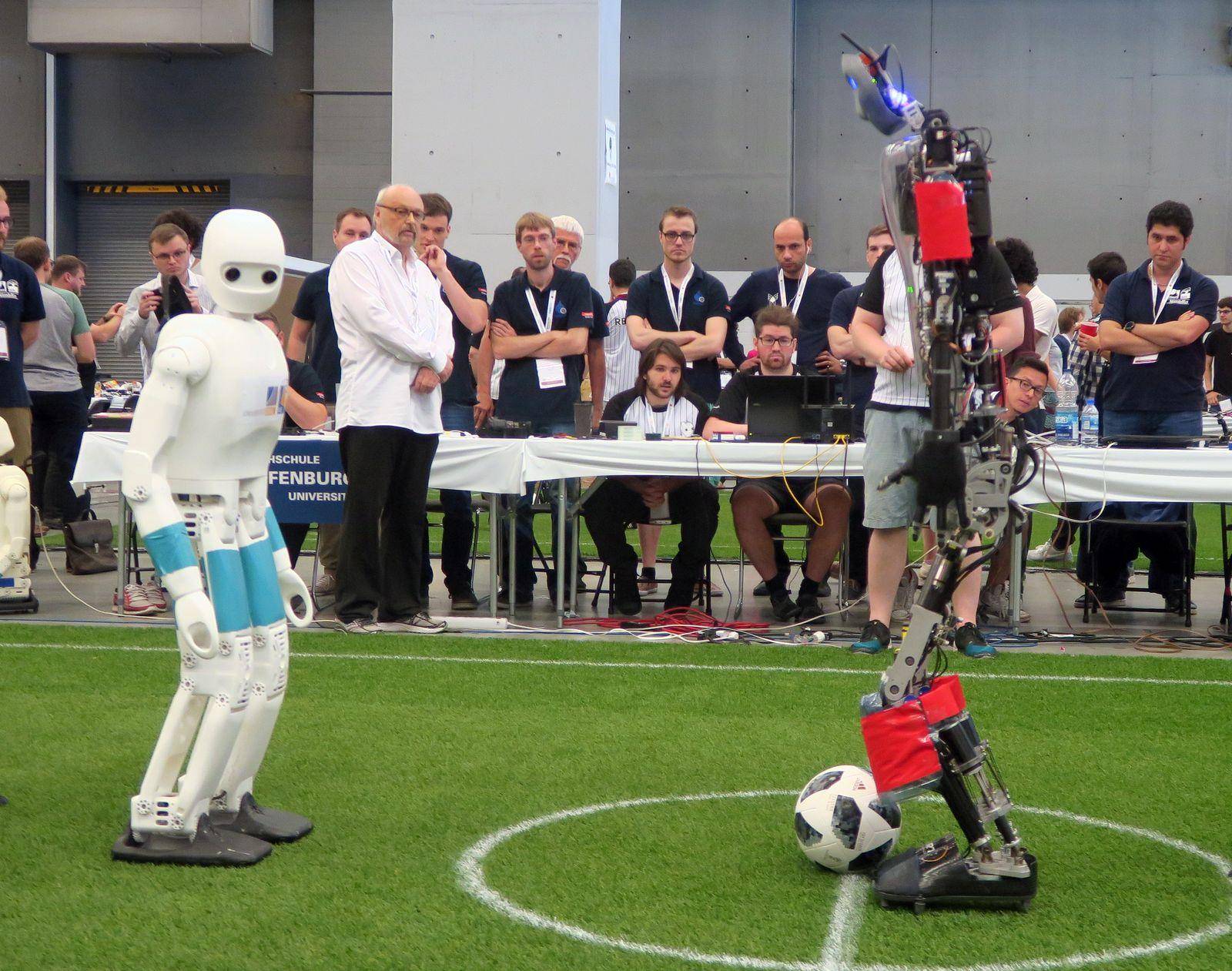 Robocup 2018/ Universität Bonn