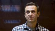 Ärzte warnen vor drohendem Herzstillstand Nawalnys