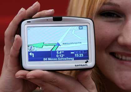 Navigationssystem: Mit gefälschten Verkehrsmeldungen in die Irre geleitet?