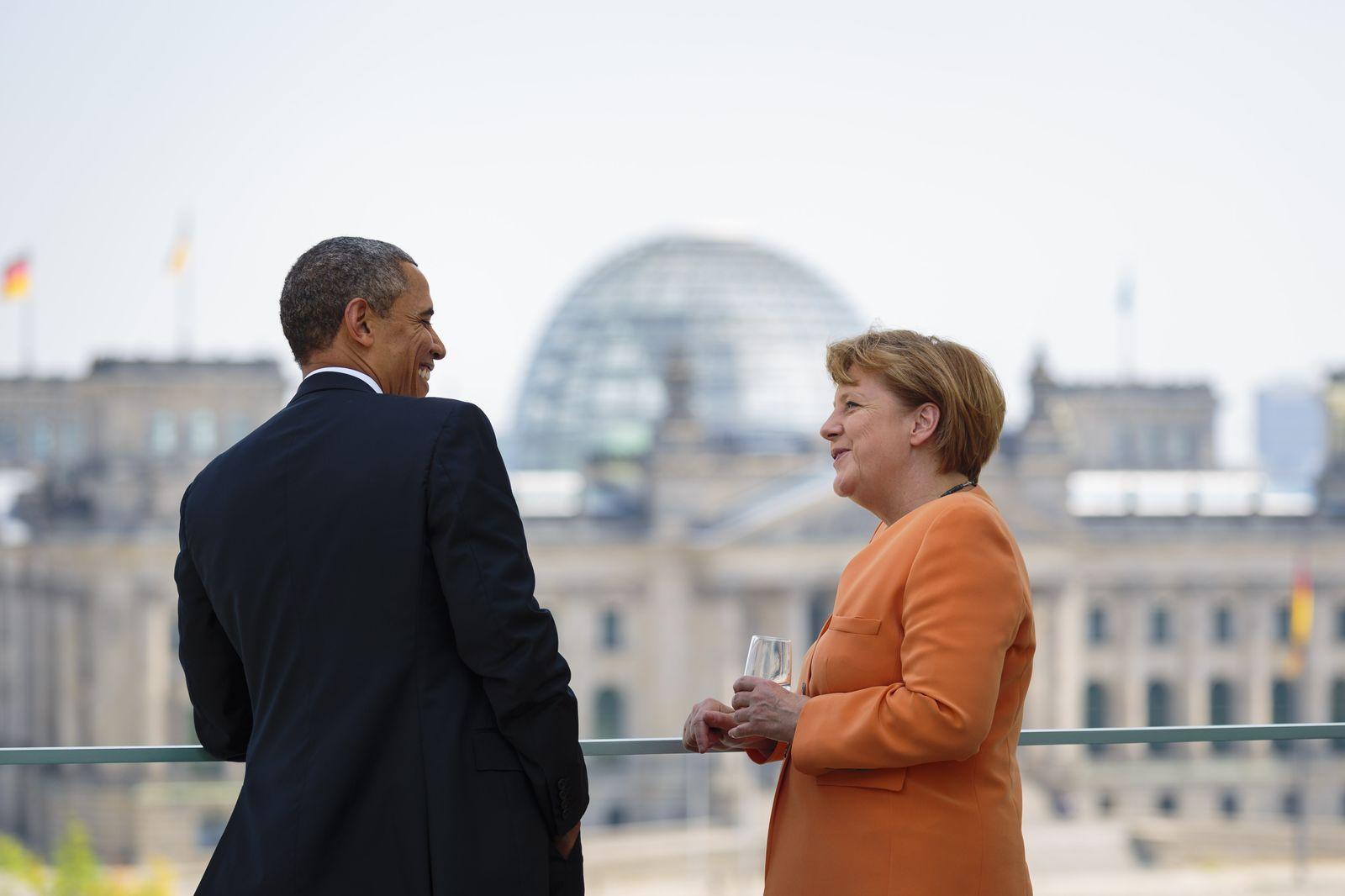 Best of Obama Berlin