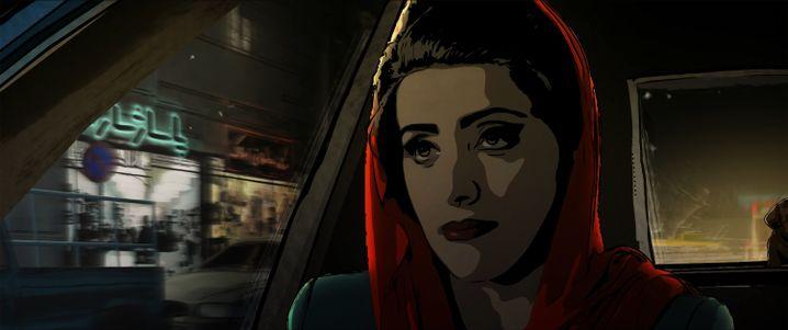 "Szene aus ""Tehran Taboo"""
