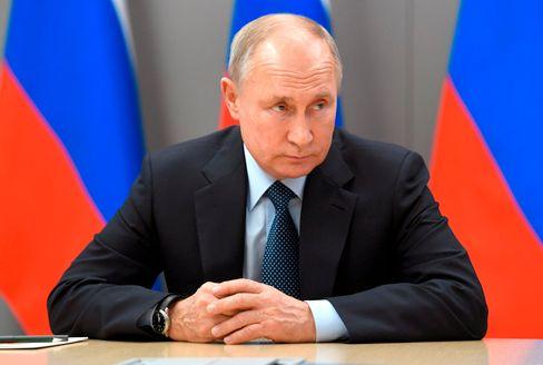 Kremlchef Wladimir Putin