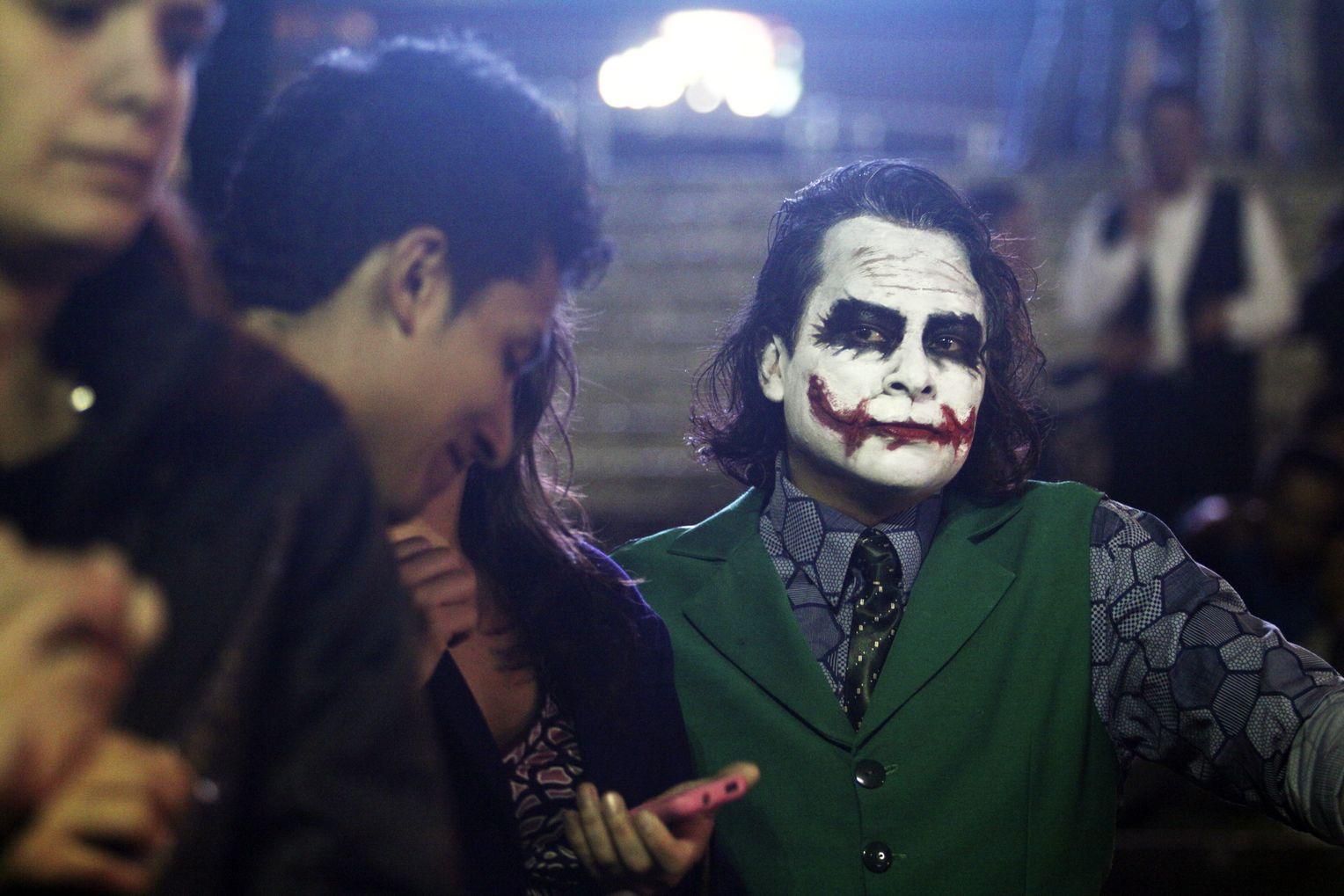 Serienmörder Clown