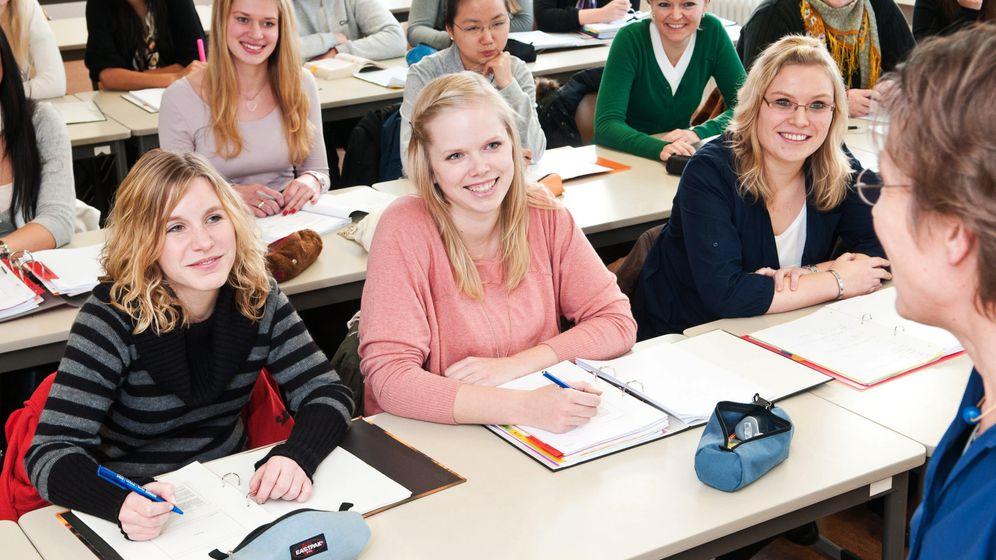 Frauen-Studiengänge: Lernen ohne Machosprüche