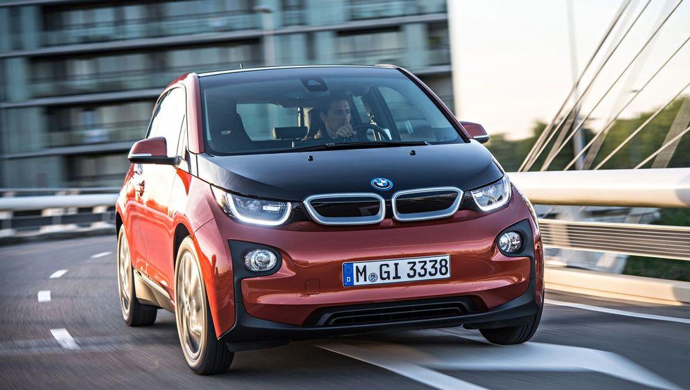 Autogramm BMW i3: Radikal gewöhnungsbedürftig
