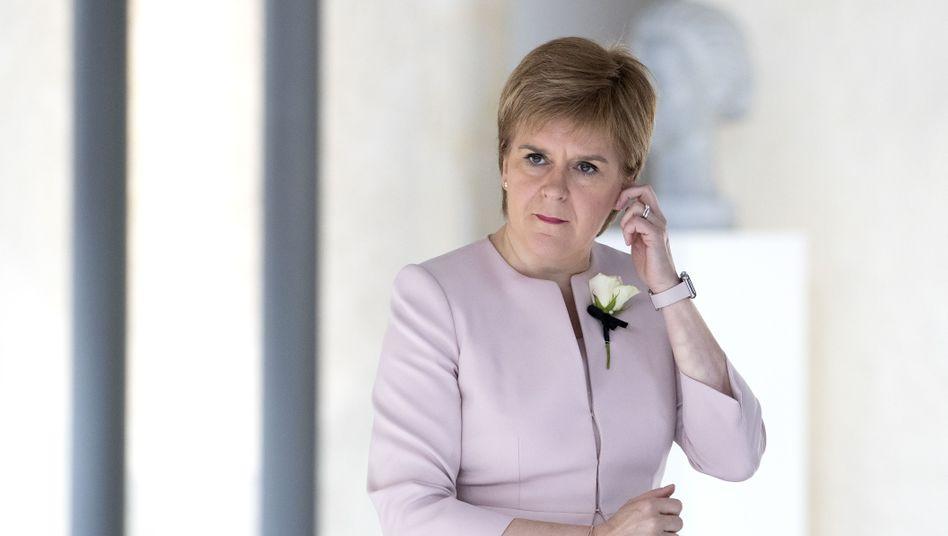 Nicola Sturgeon: Chefin einer Partei, die fast alle Merkmale des modernen Populismus trägt