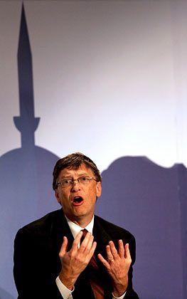 Microsoft-Gründer Gates: Ständig Mahnschreiben vom Fiskus