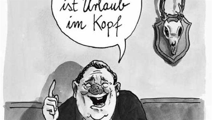 Meister der komischen Kunst: Greser & Lenz (Verlag Antje Kunstmann)