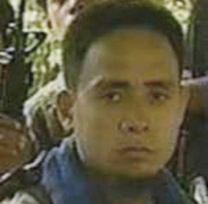 FBI-Fahndungsfoto von Isnilon Hapilon