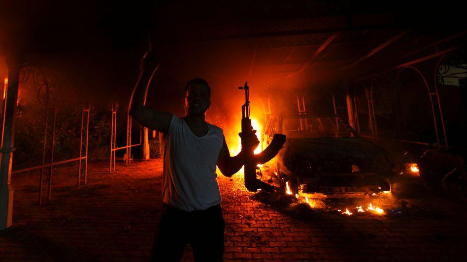 Anschlag auf US-Botschaft in Bengasi: Rätsel um Urheber des Mohammed-Films