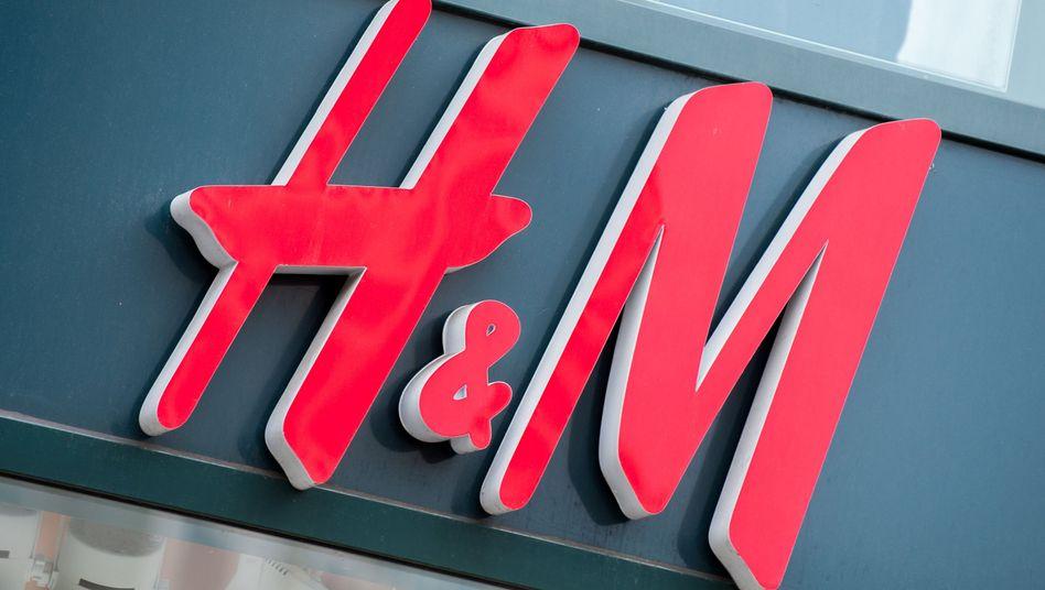 H&M-Logo (Archiv)